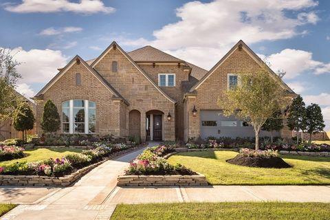 Photo of 23006 Henderson Row Drive, Richmond, TX 77469