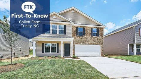 Photo of Green Valley Drive, Trinity, NC 27370